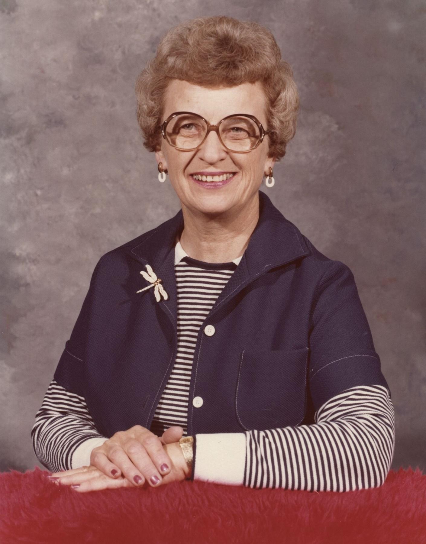 Clara Louise  Mohr