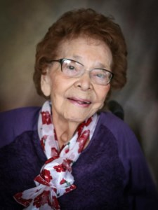 Florence  Cook (née Lazore)