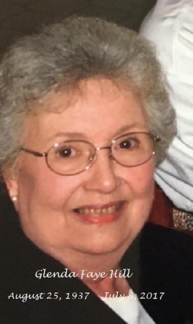 Glenda Faye Hill Obituary - Tyler, TX - Share