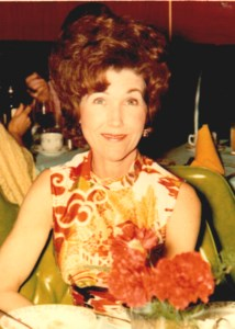 Evelyn Broussard  Davis