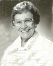 Dorothy Jean  Scarth
