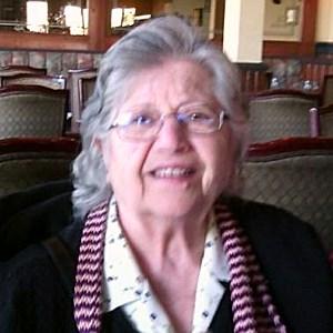 Linda  Loutfi (née Théodore)