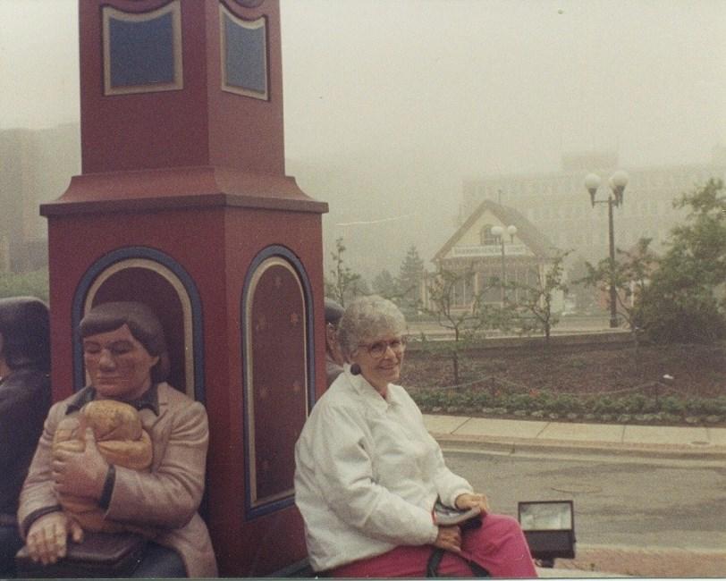 Annette (Barbara) Salisbury Obituary - ,
