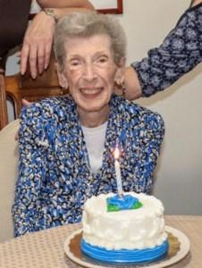 June Leslie  Dall