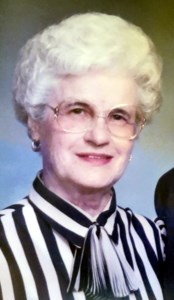 Annie (Ann) Ruth Sellers  Blaylock