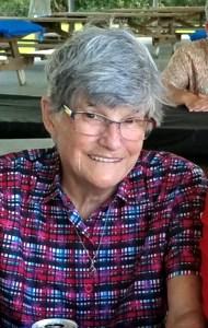 Betty Elaine  Parker