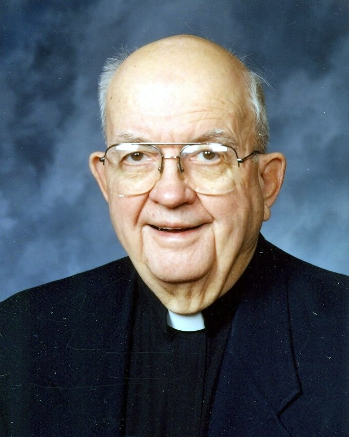 Rev. James E.  Michaletz, CSV