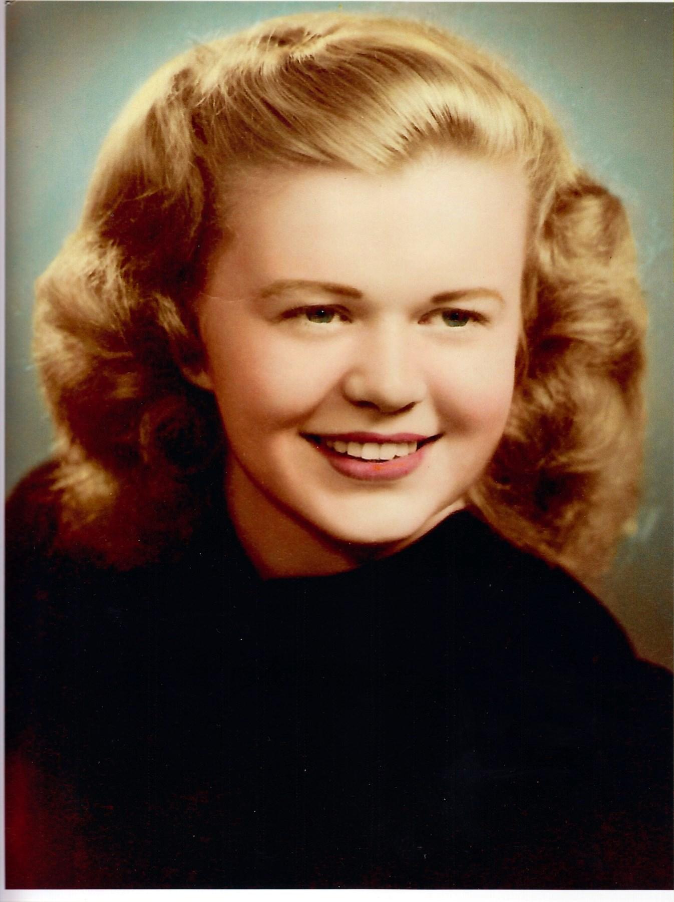 Joan Marie  Bailey