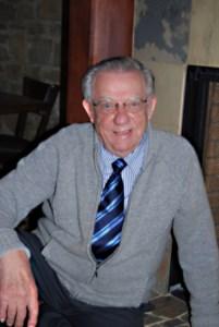 """Bernard """"Bernie"""" A.  Pettersen"""