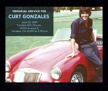 Curtis Anthony  Gonzales