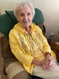 Blanche Eleanor  Miller
