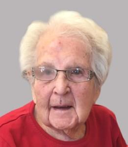 Gladys Irene  Christensen