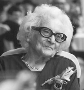 Geertruida Marie  Eyssens