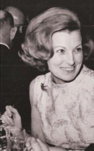Joyce  (nee Mann) Brecknock