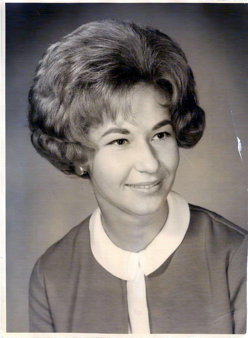 Rita Jo-Ann  Johnston