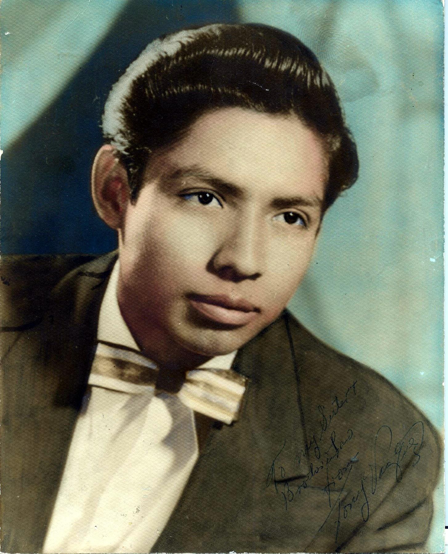 Mr. Antonio  Vasquez