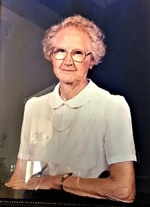 Mary W.  Masters