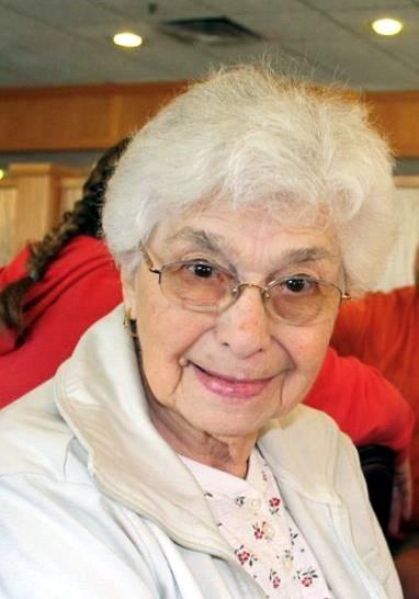 Gladys Marjorie  Morris