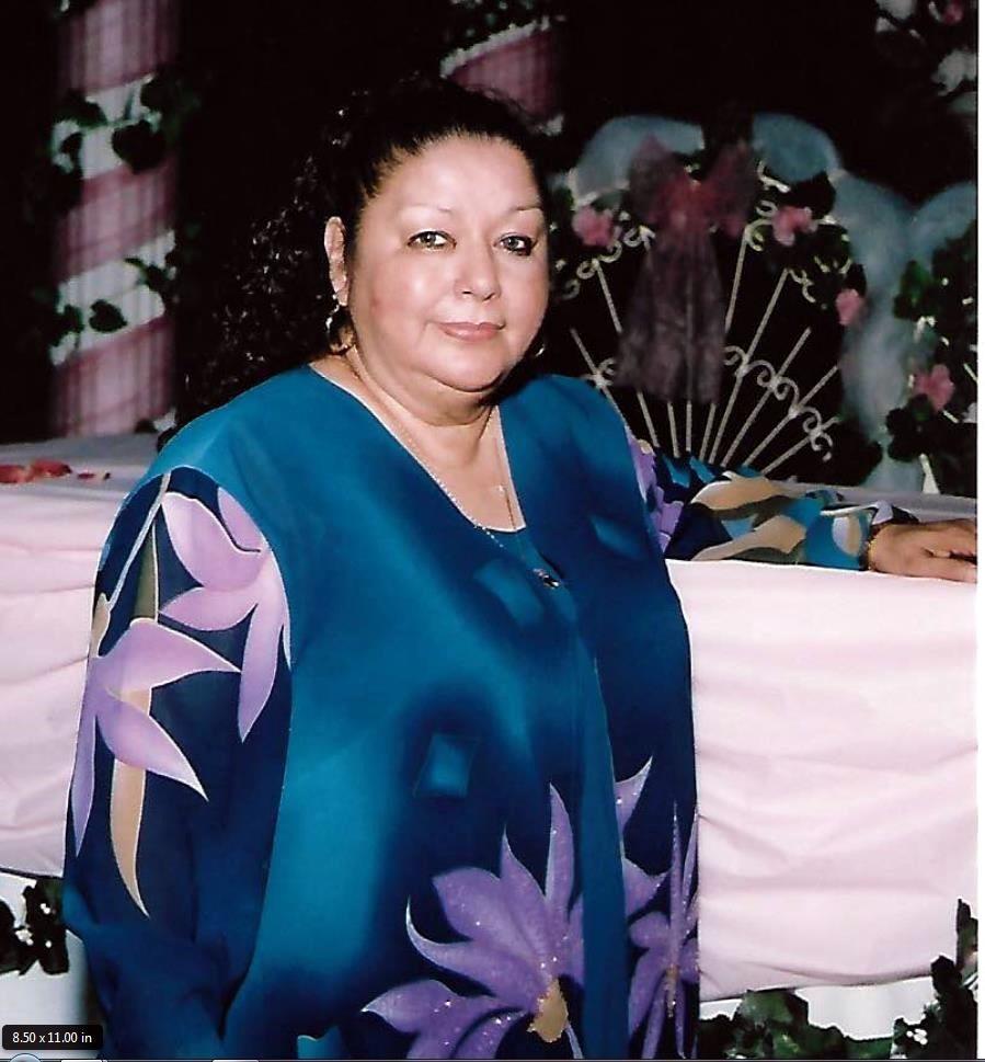Leticia Maria  Perez-Melgar