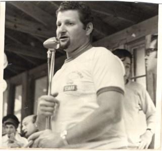Harold Mitchell  Lainoff