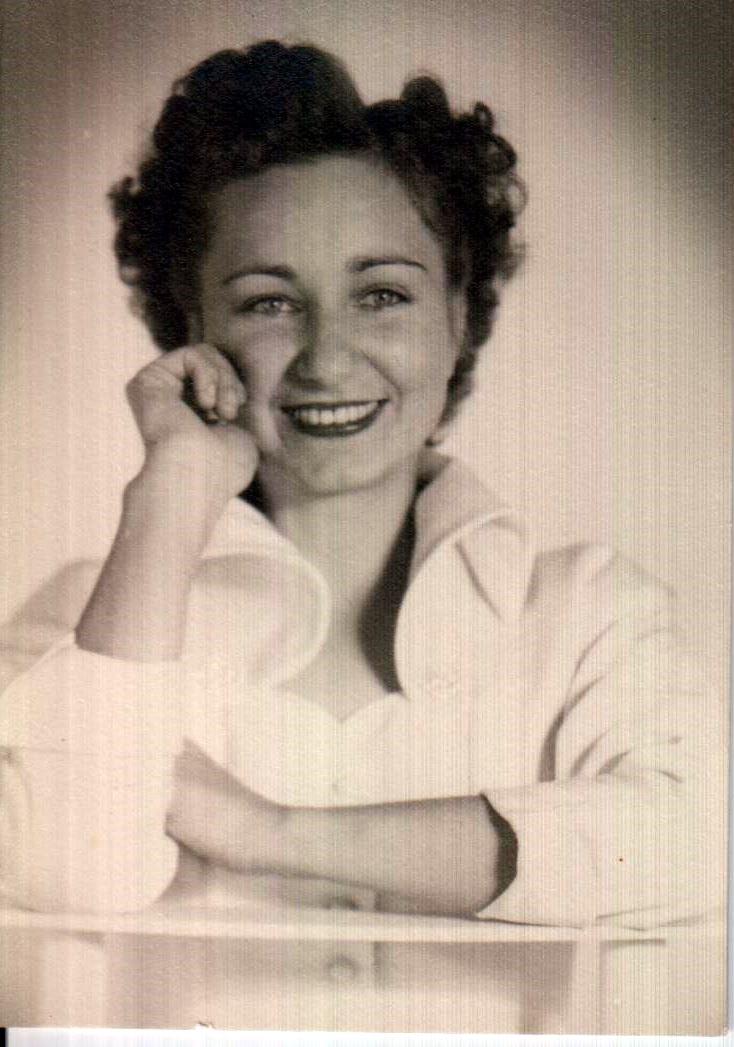 Nadine Sophie  Mabry