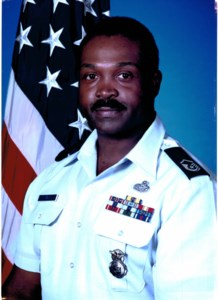 MSgt. Rodney Lewis  Ray U.S. Air Force, Retired