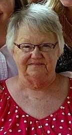 Peggy Jo  Salyers