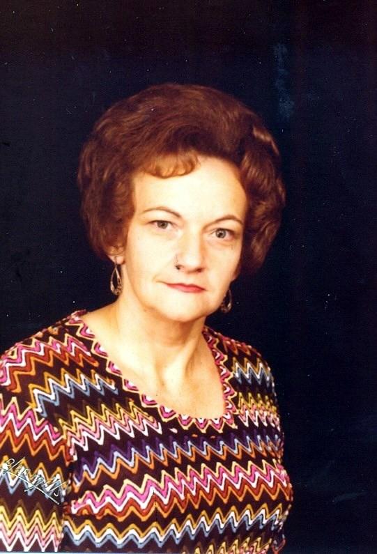 Mrs. Sarah Frances  Tidwell