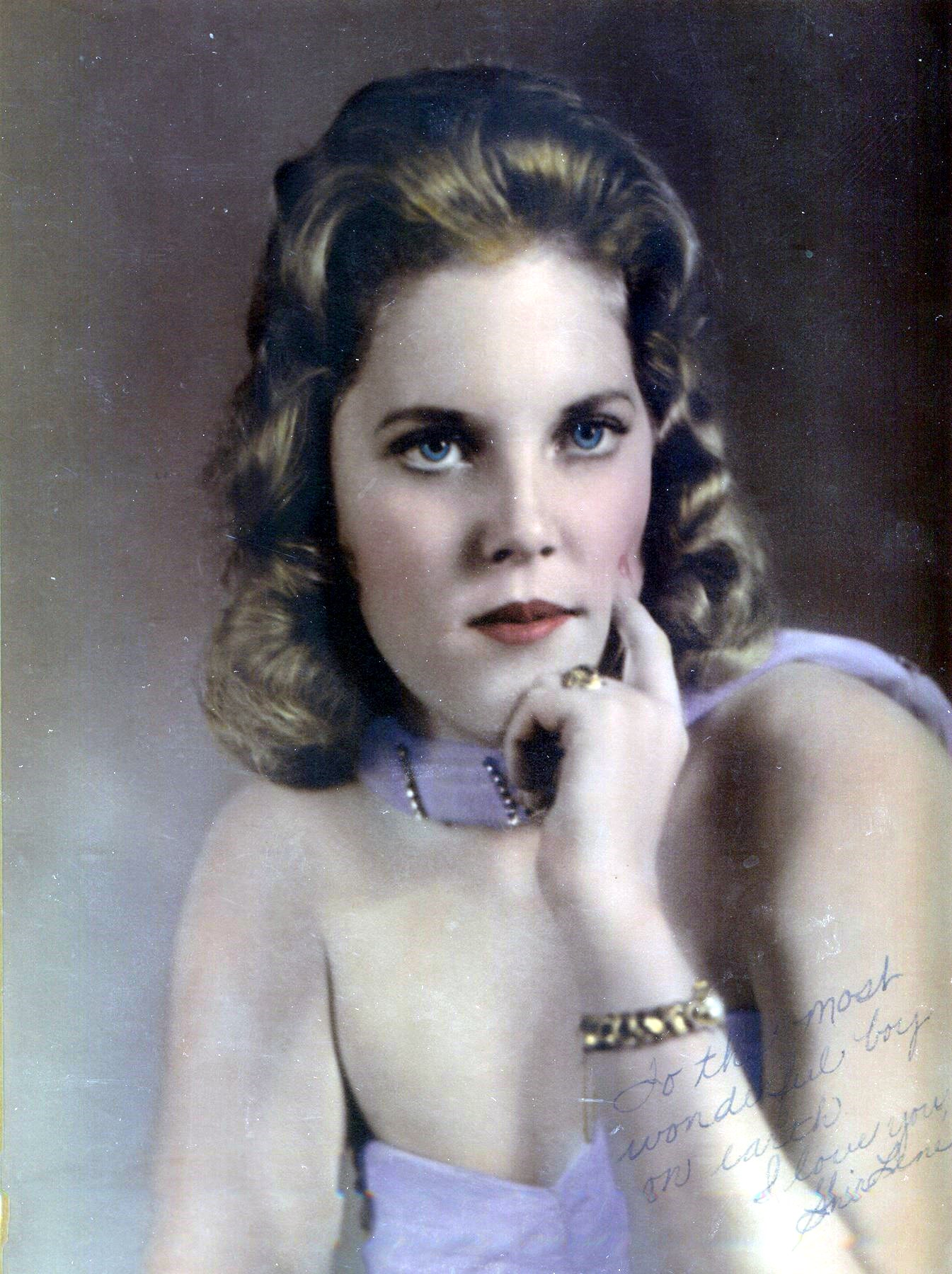 Bobbe Shirlene  Gage