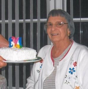 Doris Eileen  Schwartz