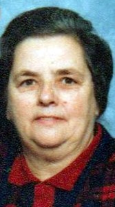 Betty Jean  (Holsombeck) Harbison