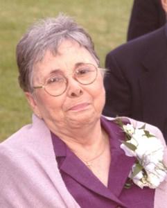 Betty Jane  Gill