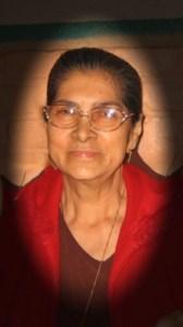 Gloria Marina  Rivas