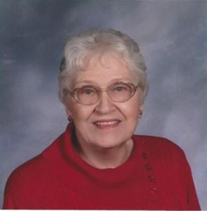 Edna Gray Henley  Dula