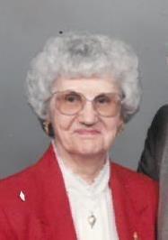 Florence Alberta  Smith