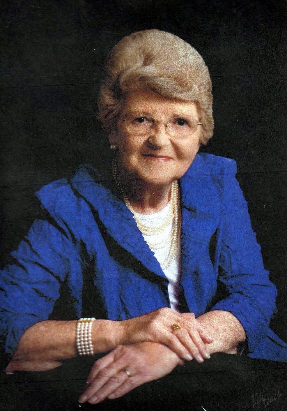 Mary Emma Amburn  Clonts