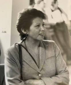 Evelyn Gloria  Morrow