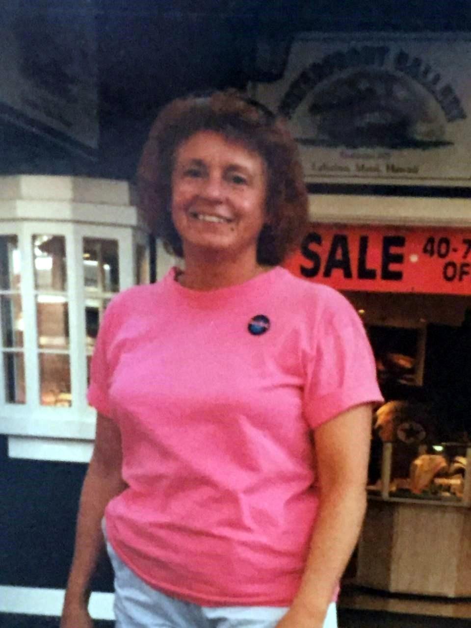 Sandra Joanne  Walter