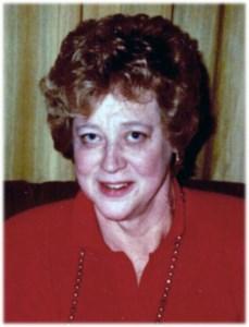 Margaret Mary  Mann
