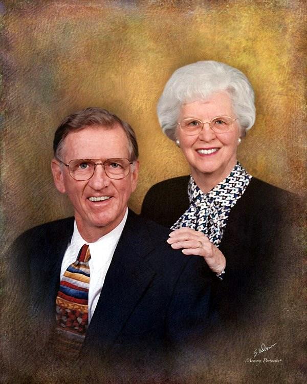 Marvin and Clara  Richardson