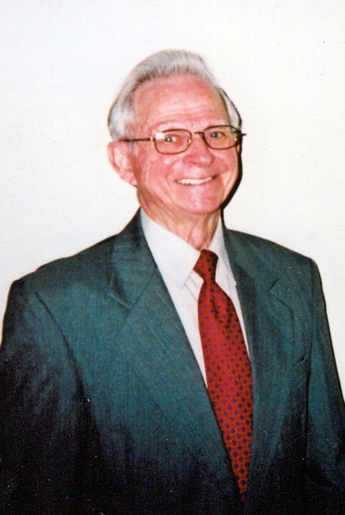 Rev. Homer Edgar  Fry