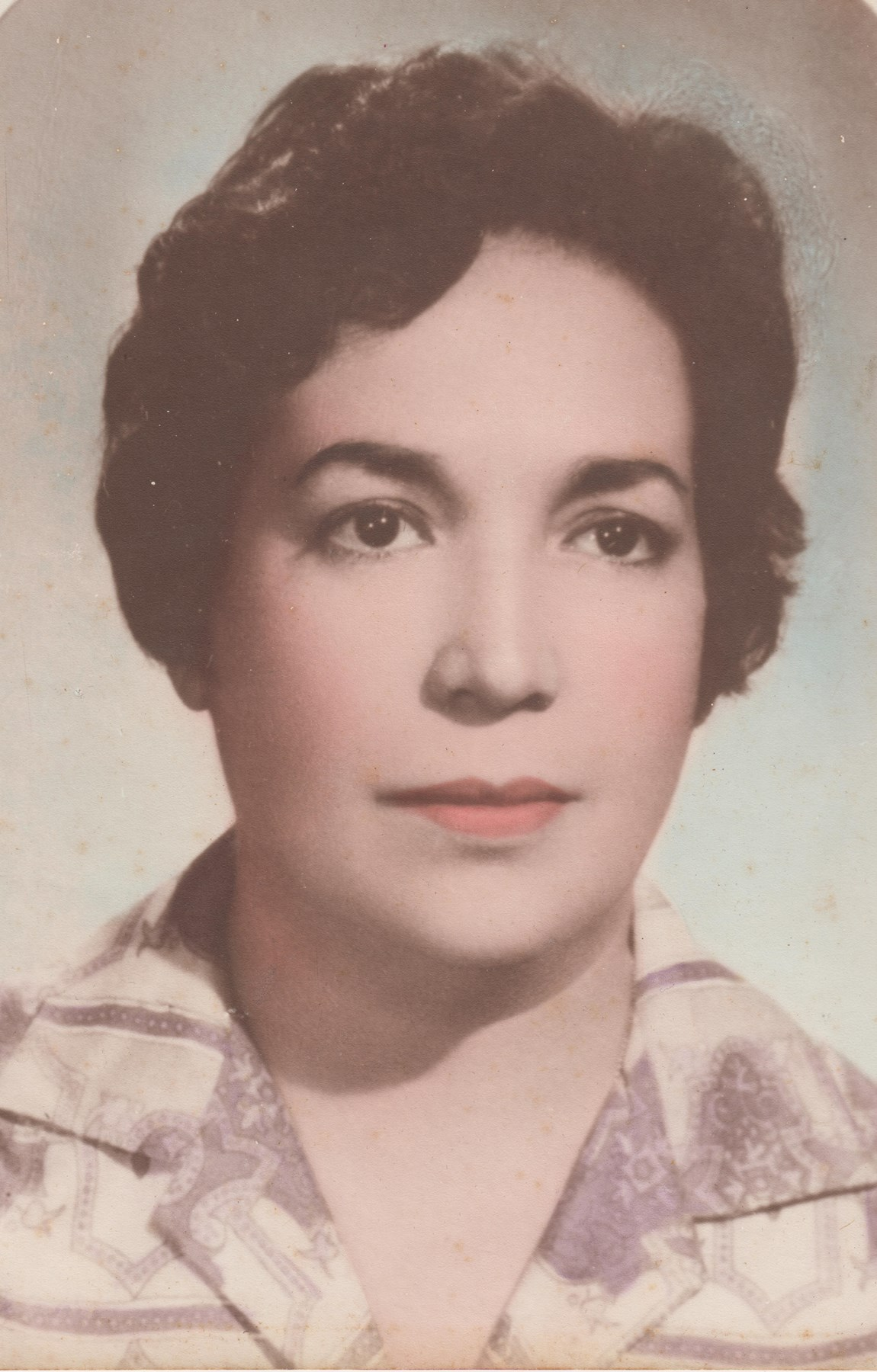 Iris Aldrete