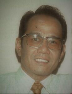 Rizalino Castueras  Patawaran