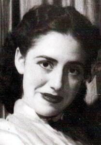 Phyllis Rose  Burgess
