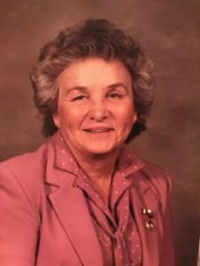 Vera  Jones