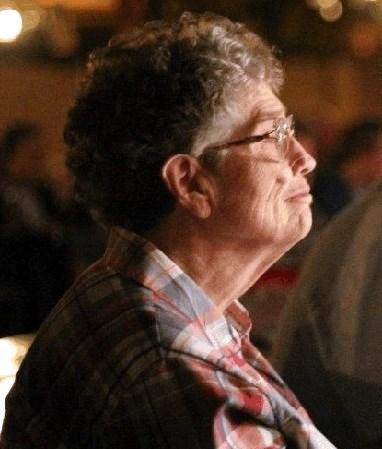Merry Elizabeth  Palmer
