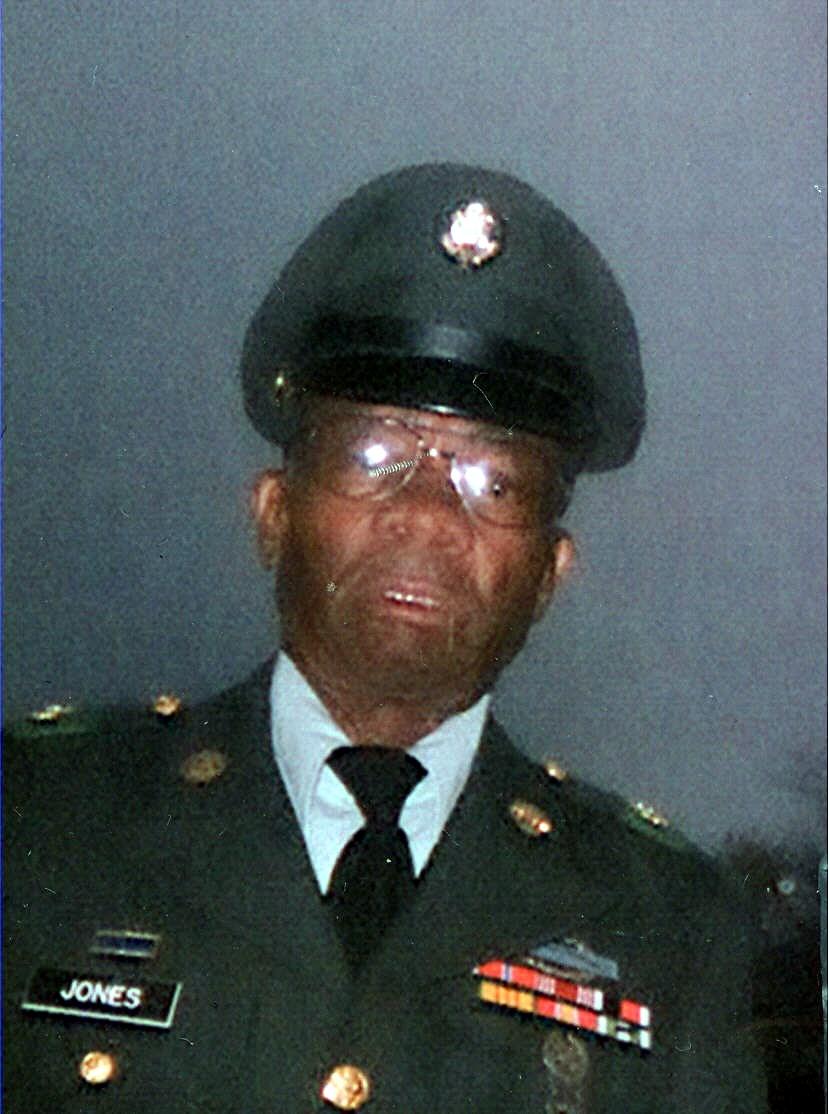Sterling J.  Jones