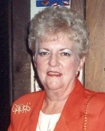 Nancy Evans  Aley