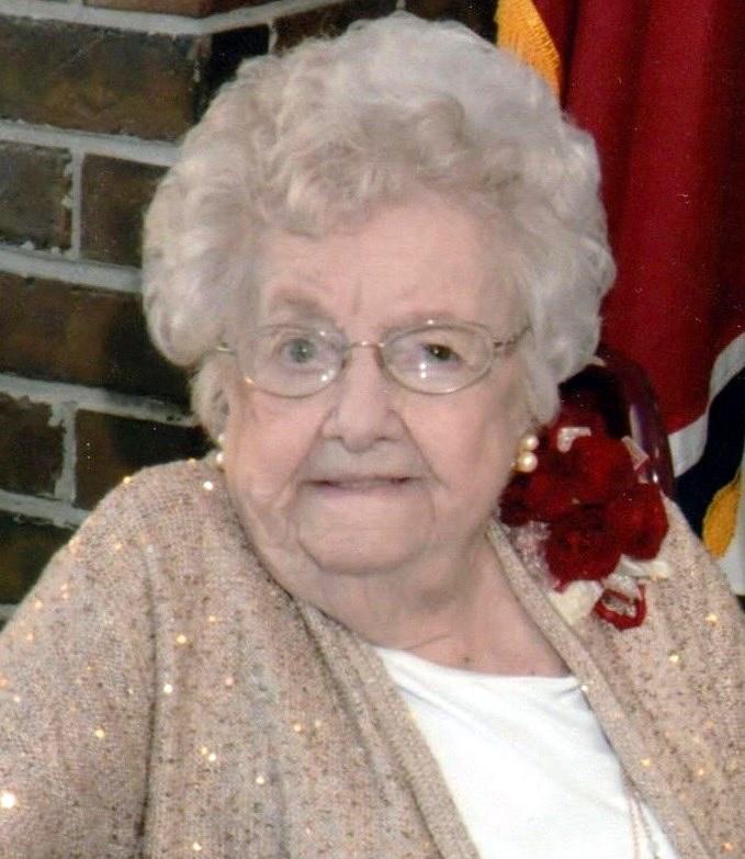 Bertha Mai  Hickman