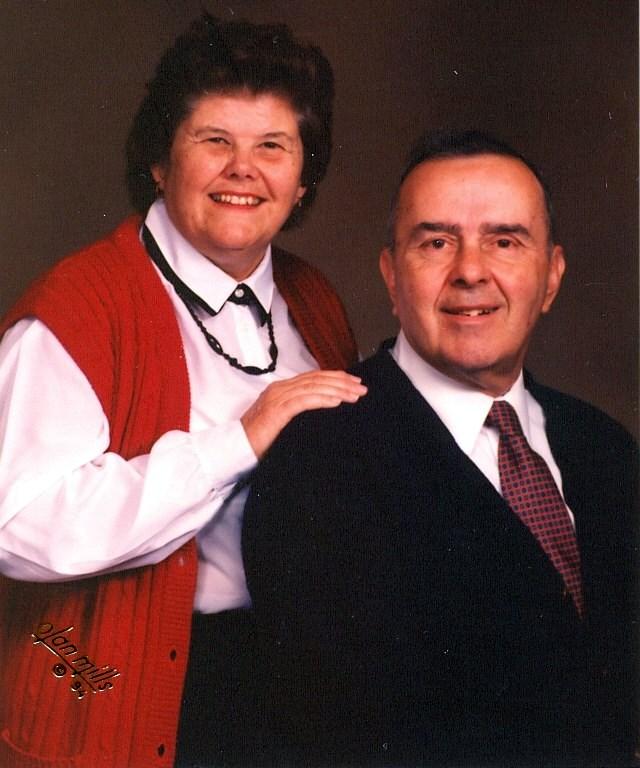 Jill W. & John E.  Binseel
